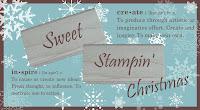 Boże Narodzenie w Sweet Stampin 'Wyzwanie Blog