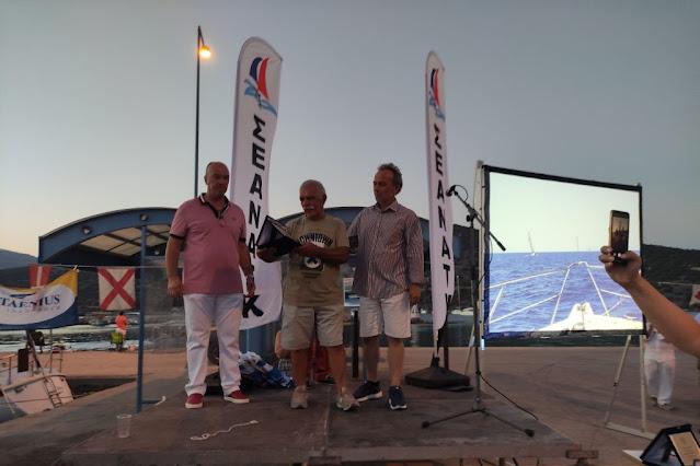 """Υποδέχθηκαν την """"1η Regatta Σαρωνικού 2021"""" στην Ερμιόνη"""