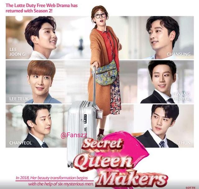 Secret Queen Makers