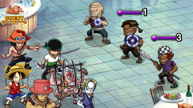 Download Game Android ONE PIECE TREASURE CRUISE MOD APK 4 ...