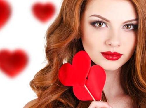 وصفات عيد الحب لبشرة أجمل
