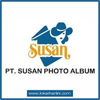 Lowongan Kerja Staff Export Import PT Susan Photo Album Semarang