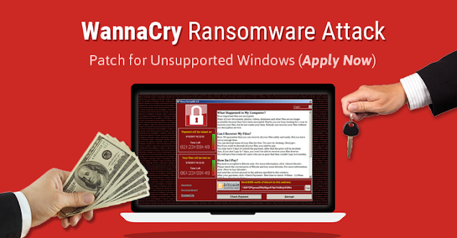 Tutorial Cara Mengatasi Virus Ransomware Wanna Cry