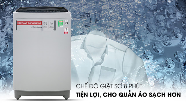 Máy giặt LG T2350VS2M