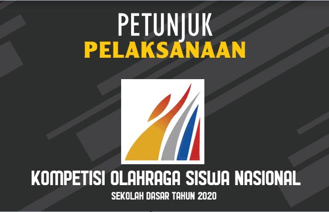 GAMBAR juklak KOSN SD 2020