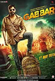 Gabbar Is Back 2015 480p Full Movie Download