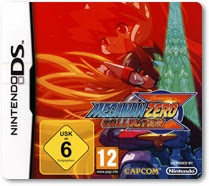 Rom Mega Man Zero Collection NDS