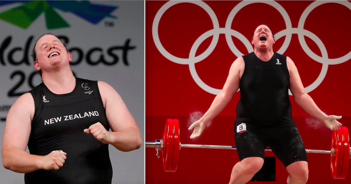 Transgender Olympic Weightlifter Becomes The Focus Of Inclusion And Fairness Debate