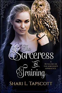 The Sorceress in Training - Shari L. Tapscott