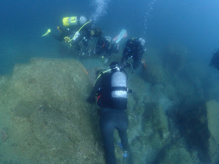 2021年10月9日の柏島ダイビング