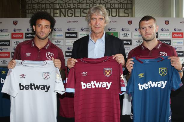 watch 1c47e 5f5be Announcement Expected Soon - Who Will Become West Ham's Kit ...