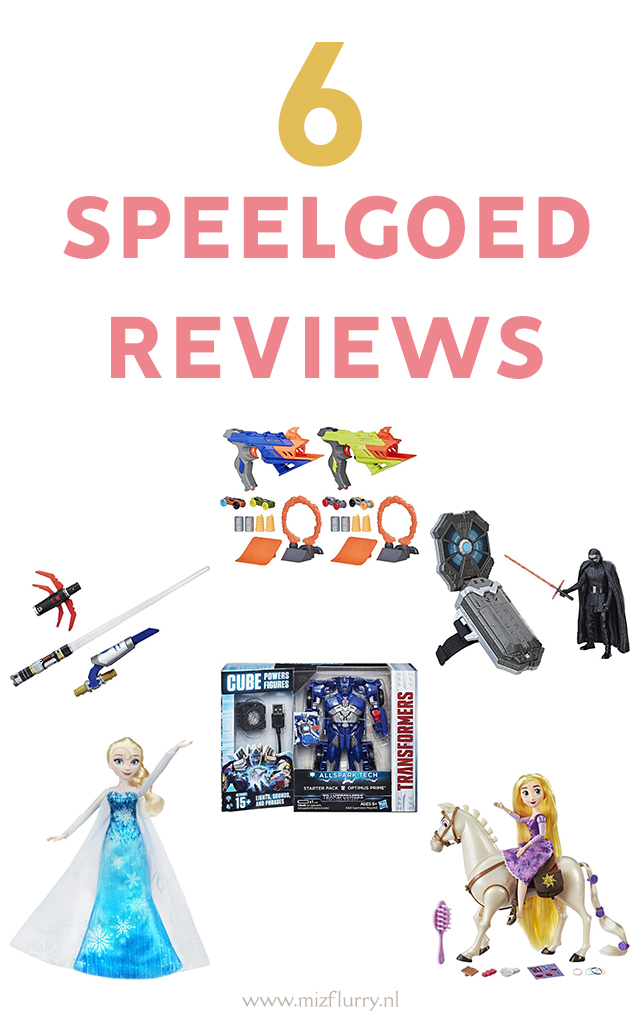 6 speelgoed reviews