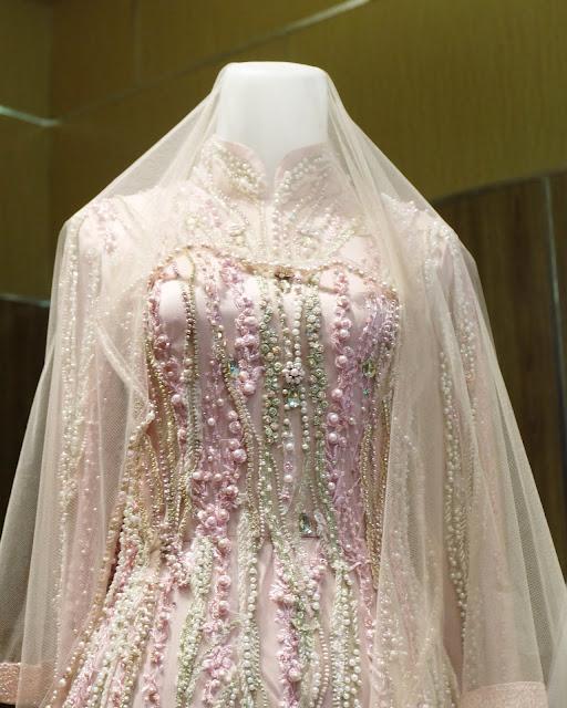 Laksmi Wedding Surabaya Sewa Busana Pengantin Muslimah