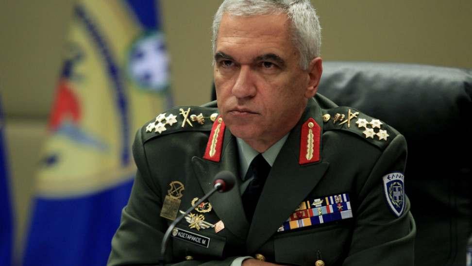 Στρατηγός Κωσταράκος: Η Τουρκία δεν μπλοφάρει