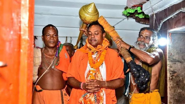 """""""Bangun umat Hindu, kalau tidak kalian akan dicincang,"""" Inilah Orasi Sambit Patra yang Membuat India Rusuh"""