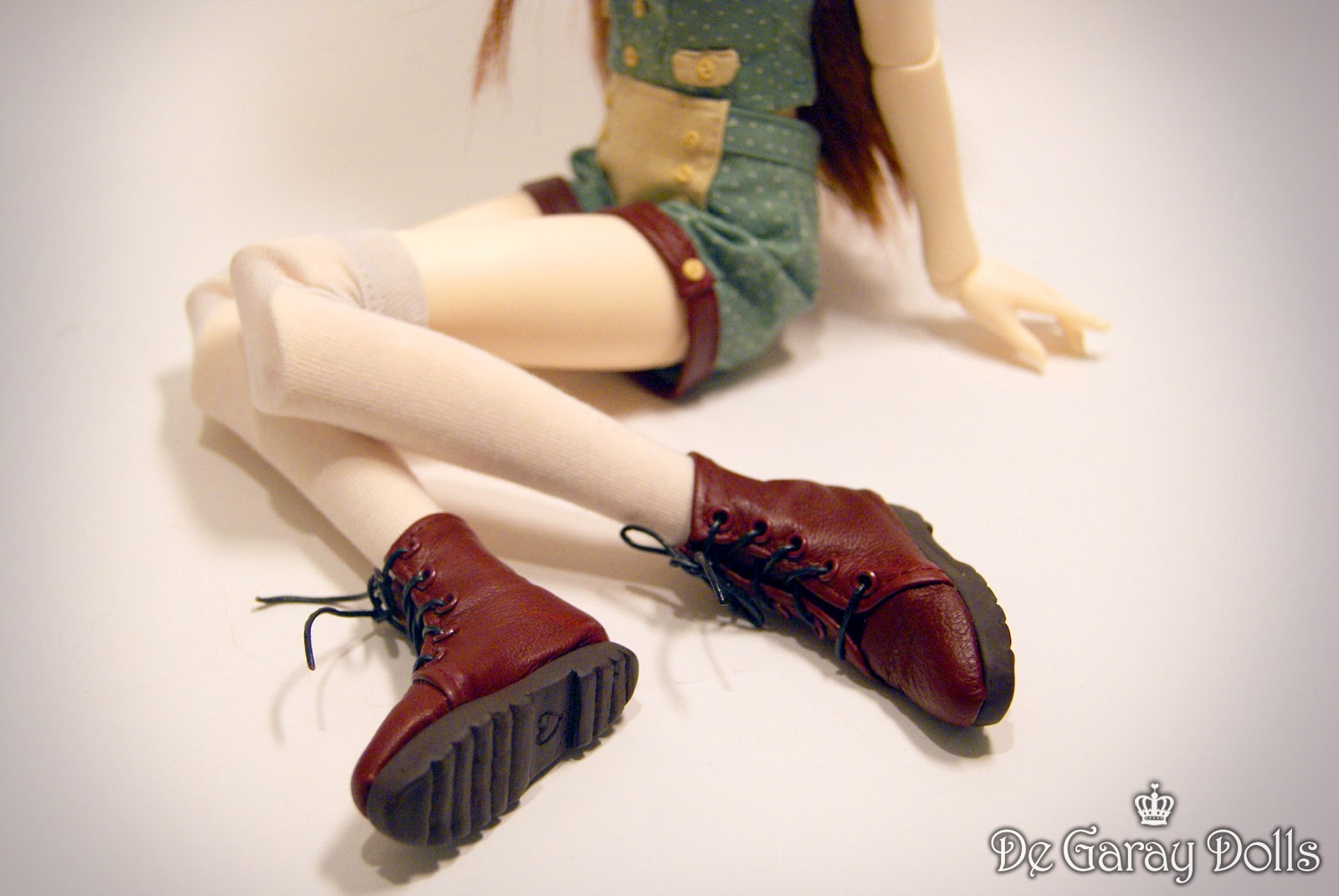 23961a278388f Doll Boot Making Tutorial