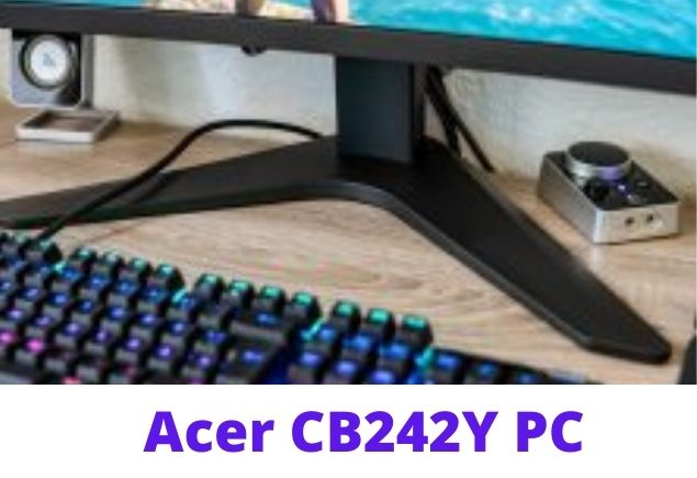 CB242Y via HDMI