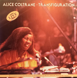 Alice Coltrane, Transfiguration