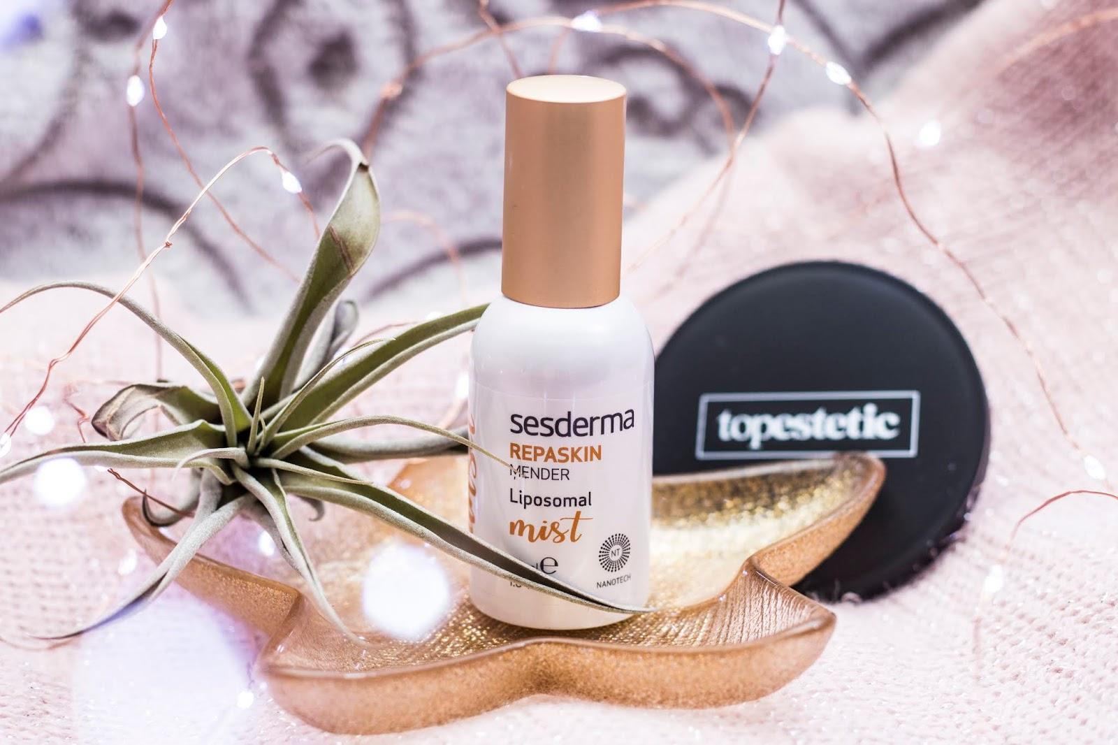 Repaskin Mender Liposomal Mist - Topestetic.pl