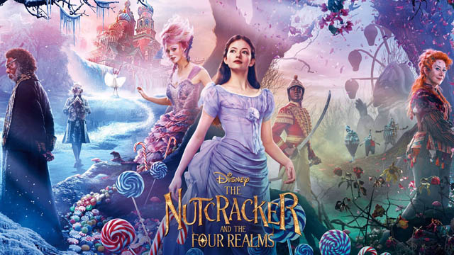 The Nutcracker And The Four Realms (2018) Hindi Dubbed Movie 720p BluRay Download
