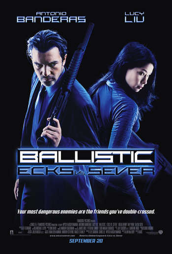 Poster Of Ballistic Ecks vs Sever 2002 Dual Audio 720p Web-DL [Hindi - English] ESubs Free Download Watch Online Worldfree4u