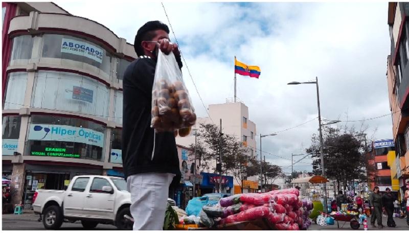 270 mil ecuatorianos quedaron sin empleo durante la cuarentena en Ecuador / CONQUITO