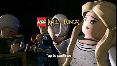 Lego The lord Of the Rings v1.0.1.440 Apk data Full Free