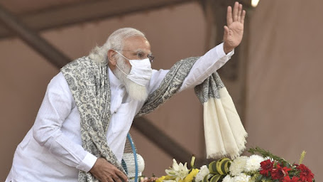 পশ্চিমবঙ্গকে প্রধান শিল্প ও বাণিজ্য কেন্দ্র হিসেবে গড়ে তোলার জন্য নিরলসভাবে কাজ করছি : প্রধানমন্ত্রী