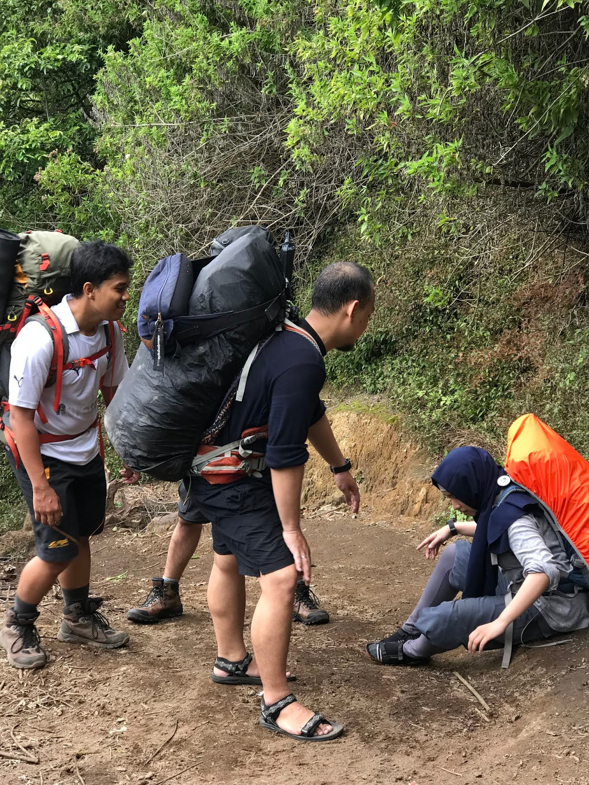 A Freedom to Get to Know Yourself - Merbabu