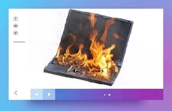 اخطار تهدد الحاسوب المحمول