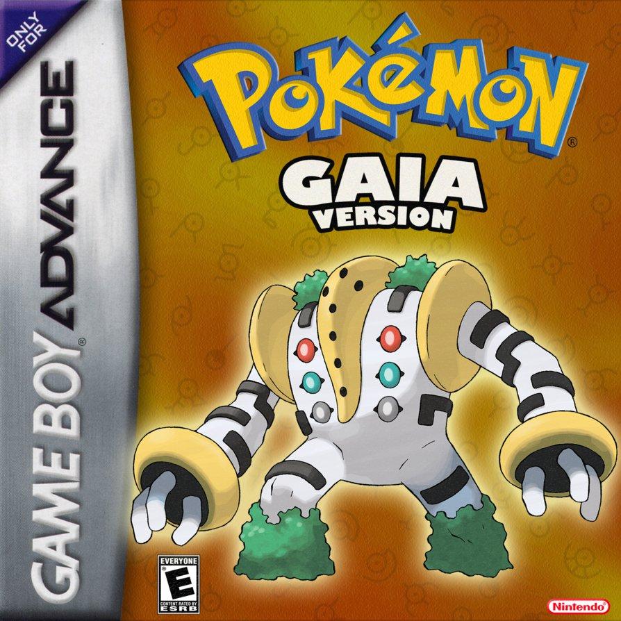 Pokémon Gaia ROM GBA
