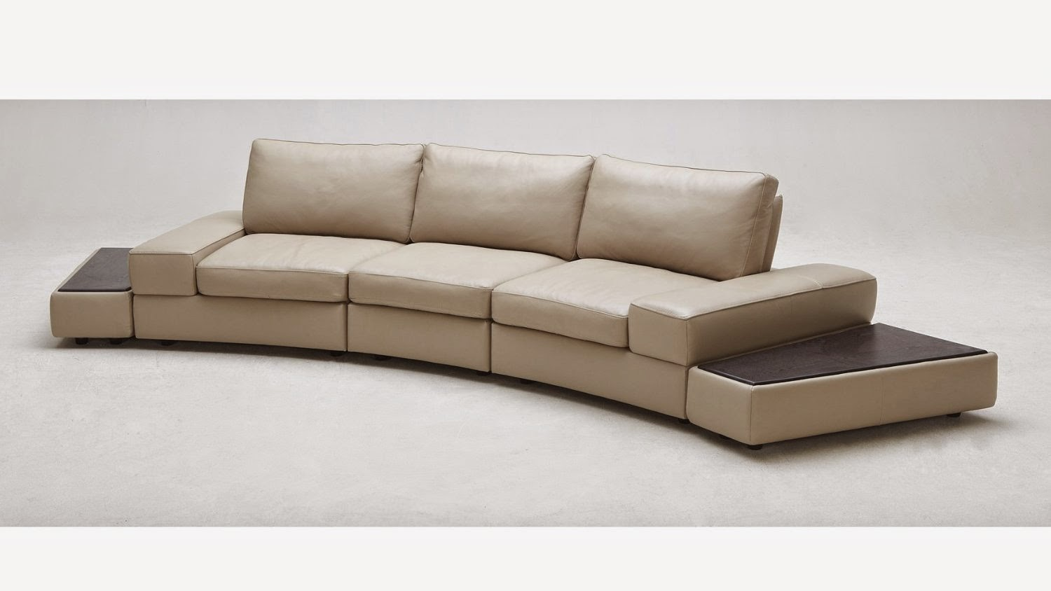 Curved Sofa Couch For Sale: Large Curved Corner Sofas