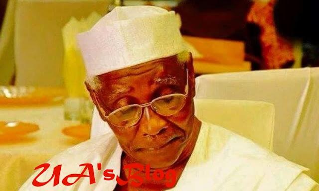 2019: Ex-Senate President replies Ango Abdullahi, insists north will vote for Buhari