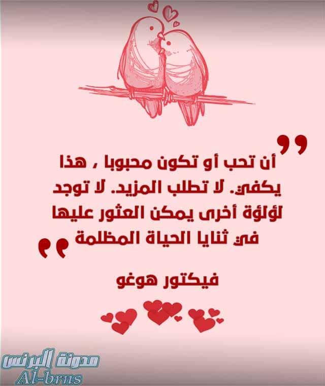اقتباسات عن الحب والعشق والغرام والرومانسية للكبار (2)