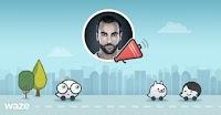 Guidati dalla voce di Marco Mengoni sul navigatore GPS Waze