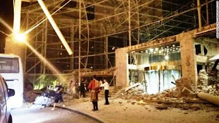 19 Dead in China Earthquake