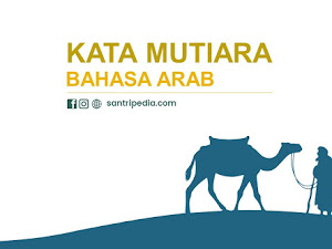 100 Kata Mutiara Islami, Bahasa Arab dan Artinya
