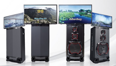 Sharp Active Multimedia System (SAMM) Announced; Your Ultimate Videoke Machine