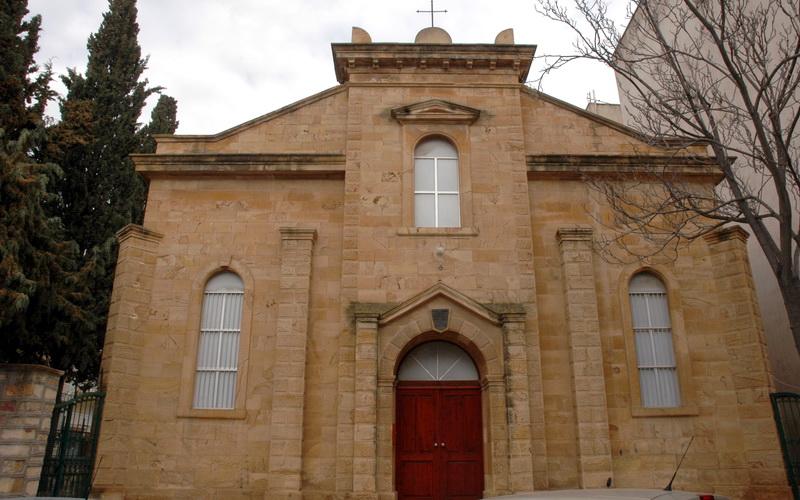 Πανηγυρική Θεία Λειτουργία στον Καθολικό Ιερό Ναό Αγίου Ιωσήφ Αλεξανδρούπολης