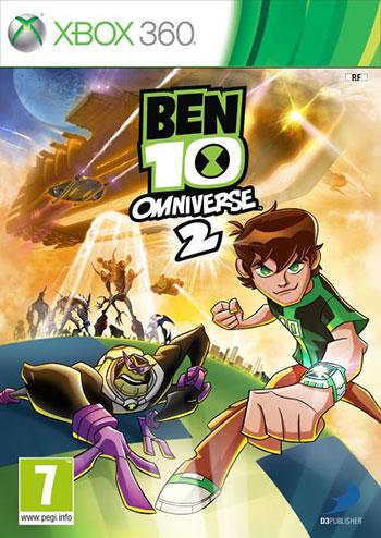 تحميل لعبة Ben 10 Omniverse 2 XBOX360
