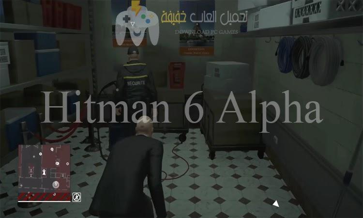 تحميل لعبة هيتمان للكمبيوتر من ميديا فاير