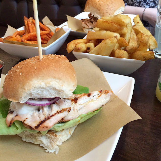 Review of Handmade Burger Company, Manchester