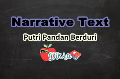 Contoh Narrative Text Dalam Bentuk Cerita Rakyat