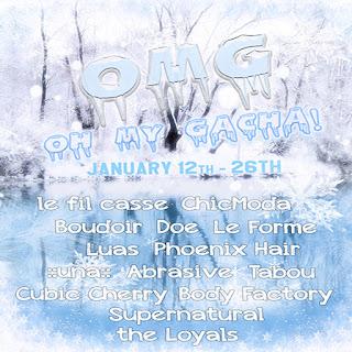 OMGacha January 2017