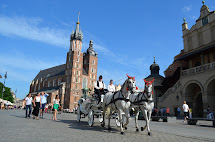 Beautiful Eastern Europe Krakow Poland