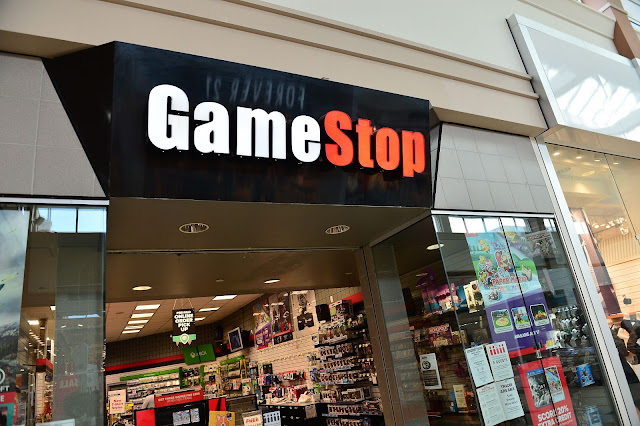 Robinhood prohibits users from buying shares of GameStop amid 'volatility'