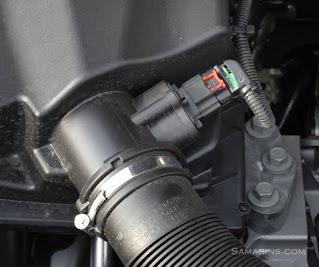 حساس الهواء في السيارات MAF