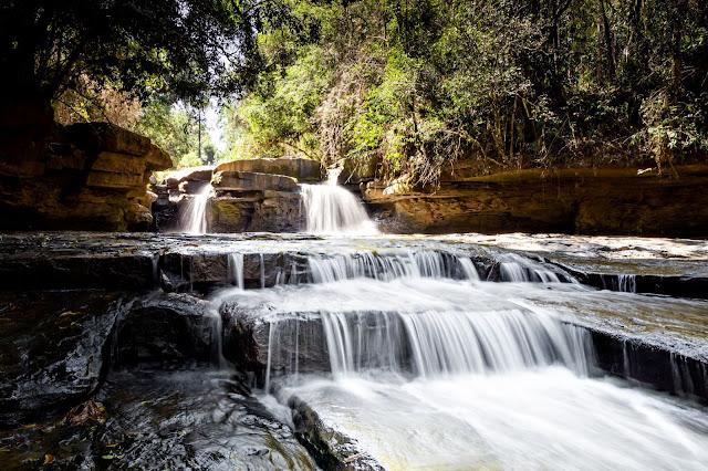 Twins Waterfall, Brazil, Photo by Luis Fernando Felipe Alves on Unsplash
