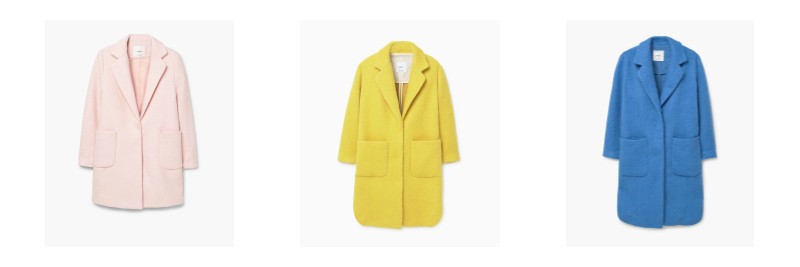 colourful coats you need