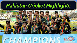 Pakistan Cricket Highlights Videos